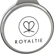 Gem with logo